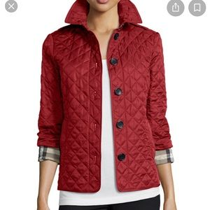 Burberry Ashurst Quilted Jacket - Like New